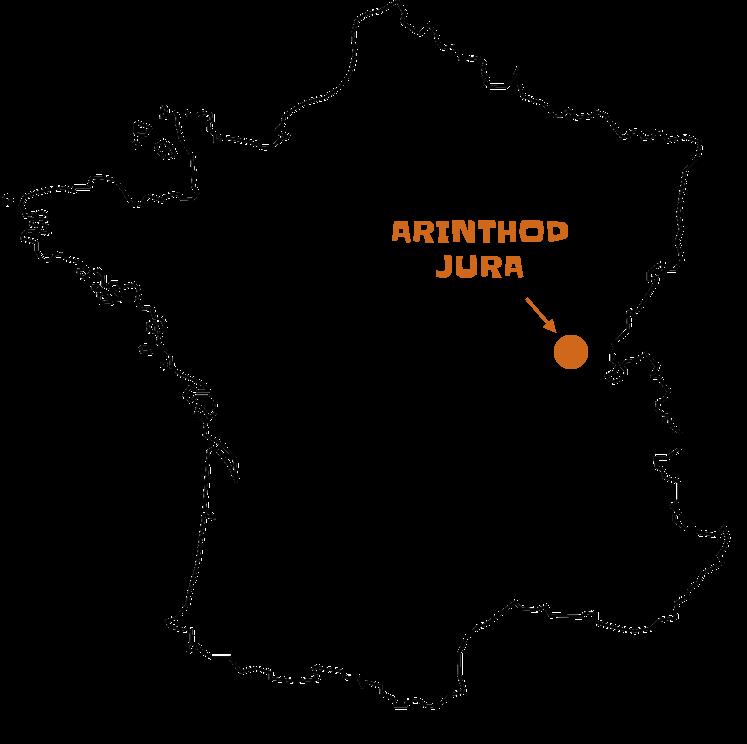 Bête à bois - Arinthod - Jura