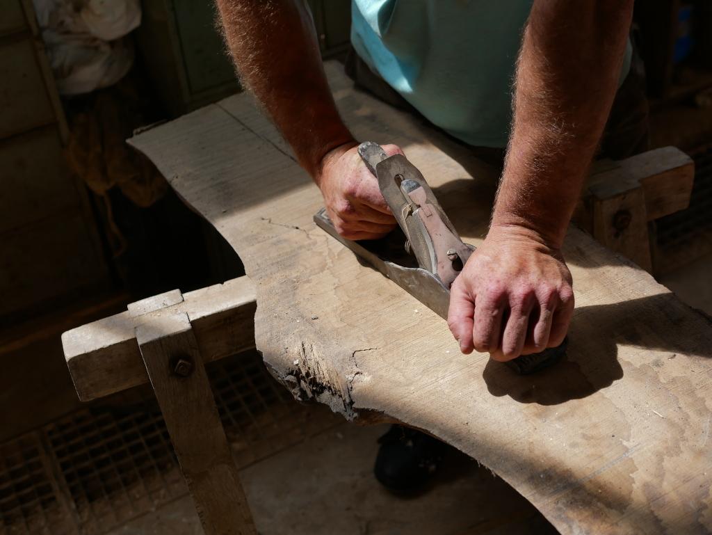 Bête à bois - Atelier